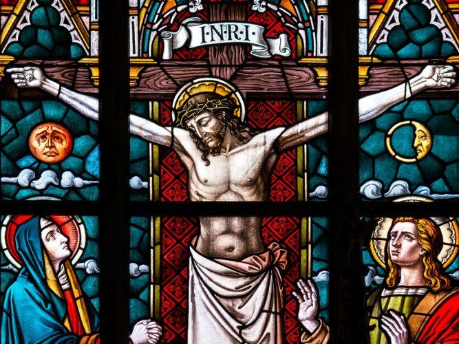 Warum musste Jesus sterben?